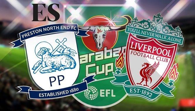 Preston vs Liverpool